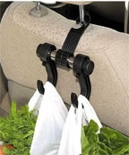 Car Seat Hooks