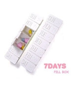 7-Day Pill Box